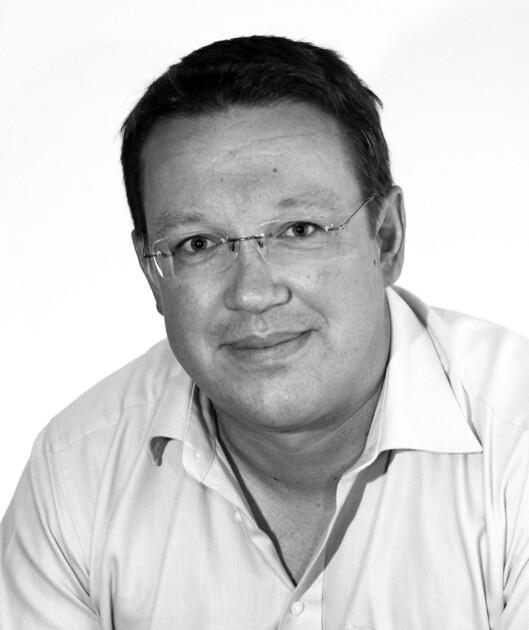 Stian Gihle er redaktør for DinSide Motor. Foto: Per Ervland