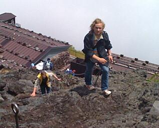 Fuji - til toppen av verdens vakreste fjell