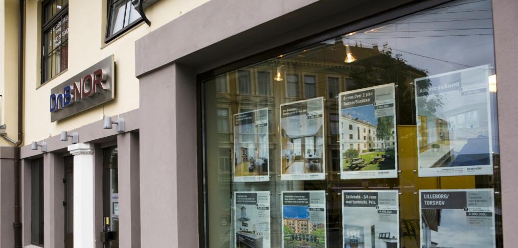 Banken kan hindre deg i å skaffe deg ny bolig