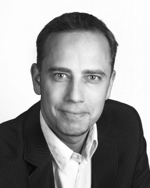 Christian Dreyer i Eie Eiendomsmegling mener provisjonsavlønning lønner seg for den som selger.  Foto: NEF