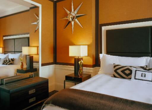 Vi fikk en mye rimeligere pris gjennom hotellsøksiden enn direkte hos hotellet. Foto: Empire Hotel