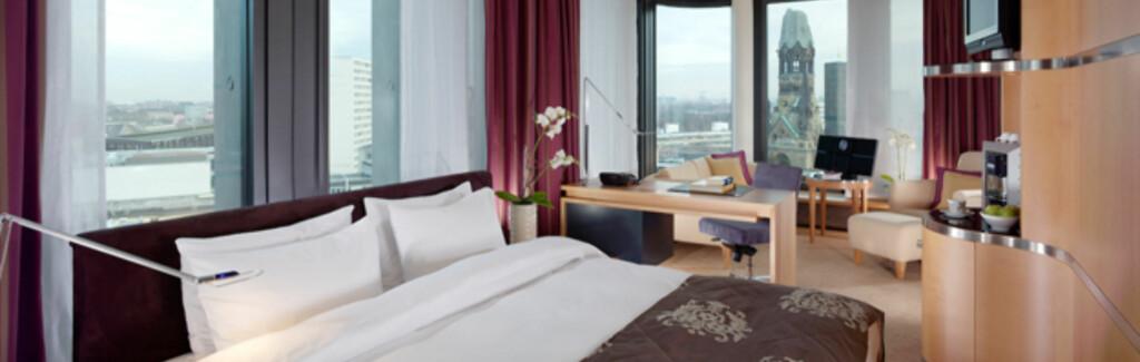 Ferien blir hakket bedre når hotellet er skikkelig fint. Foto: Swissôtel Berlin