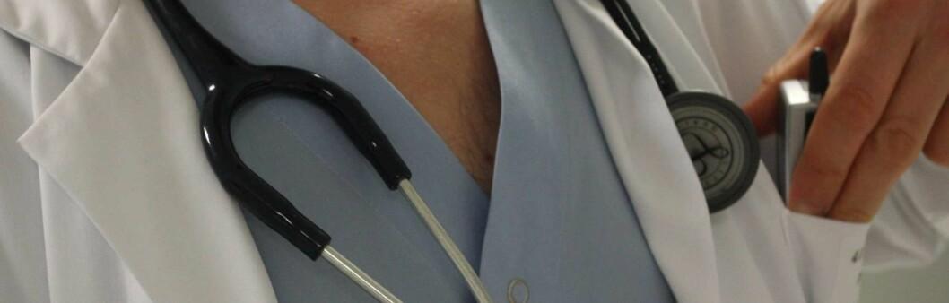 <strong>VAKSINASJON ELLER EI:</strong> Flere leger ønsker ikke å vaksinere seg mot svineinfluensa, ifølge to britiske undersøkelser. Foto: Colourbox.com