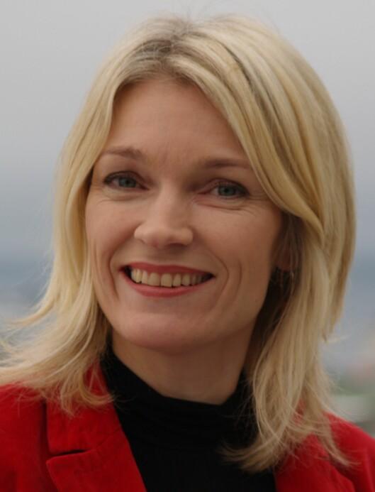 Stine Neverdal er senior kommunikasjonsrådgiver i FNH. Foto: FNH