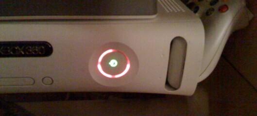 54,2% feilrate på Xbox 360