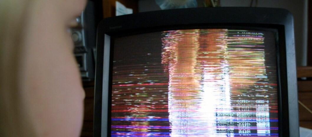 Det er ikke få nordmenn som har problemer med TV-signalene sine, skal vi tro debatten som har rast i forumet vårt i sommer. Foto: colourbox.com