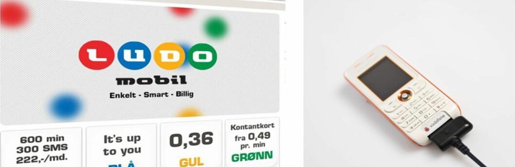 Er Ludo mobil abonnementet for deg? Vi har testet med vår kalkulator.