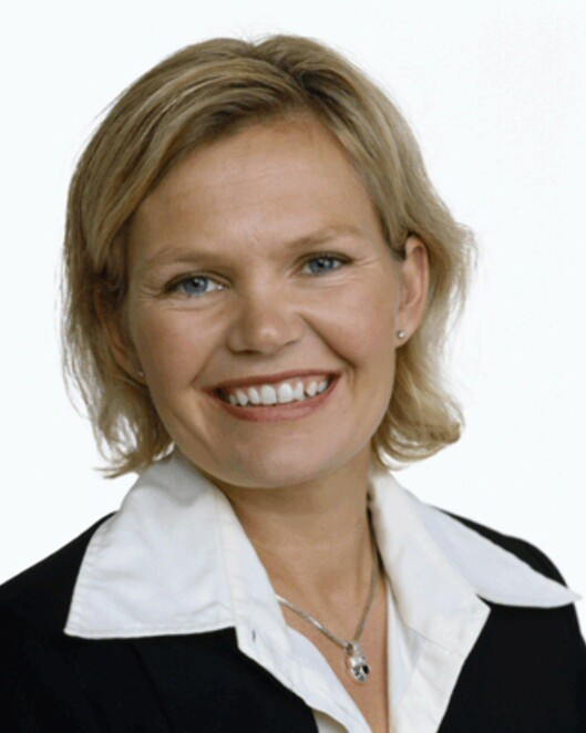 Ifølge Cathrine Temmerud i Krogsveen er boligsøkerregisteret vel så viktig for deg som skal selge bolig. Foto: Krogsveen
