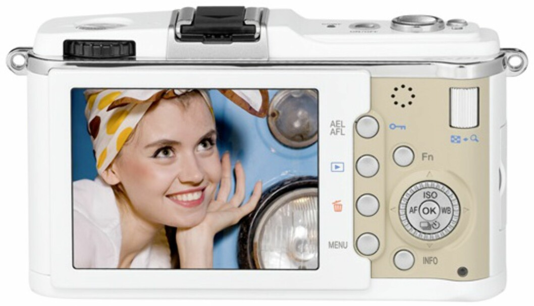 Olympus PEN E-P1 er kåret til årets kamera av et utvalg av europeiske journalister.
