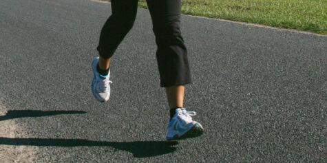 image: Løp med riktige sokker