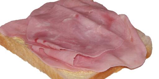 image: - Skinka må ut av matpakken