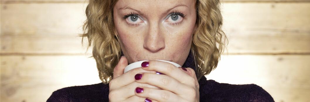<strong><b>Bare én latte:</strong> </B> Én om dagen gir lommebokbrokk over tid.
