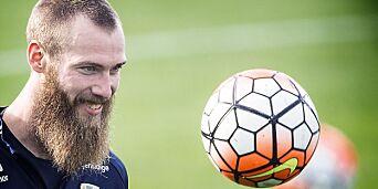 image: Tyskland har aldri tapt borte i en VM-kvalik. I kveld lover Jo Inge Berget at de skal få smake vikingblod