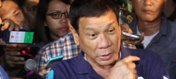 Ryktene sier at det planlegges et attentat mot «Filippinenes Trump». Nå har han sikret seg full makt over landets militære styrker