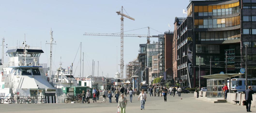Oslo har blitt en relativt billigere by å leve i det siste året, skal vi tro disse undersøkelsene. Foto: Colourbox.com