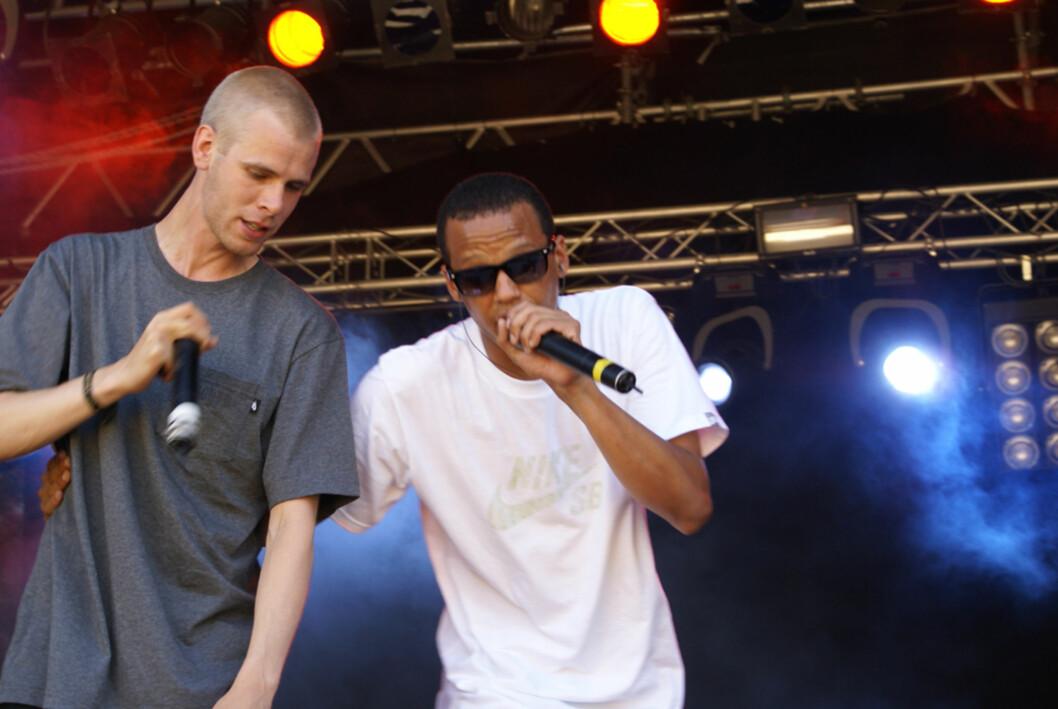 Norges beste hip hop.