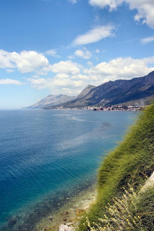Kroatia er betagende vakkert. Kommer du deg ikke hit denne sommeren, får du satse på neste! Foto: Stine Okkelmo