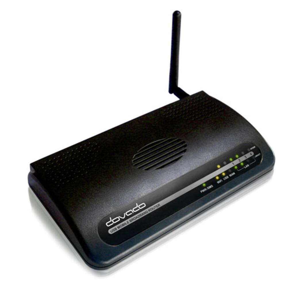 3G for flere med Dovado UMR