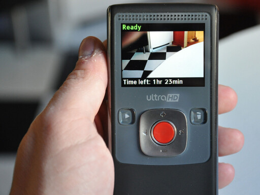 image: The Flip Ultra HD