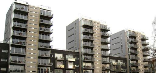 Bunnen allerede? Veldig mange, ikke minst dem som selv eier bolig, synes at prisbunnen nå må være nådd i boligmarkedet. Foto: Kim Jansson