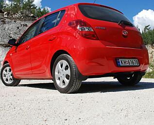 TEST: Enkel og billig småbil