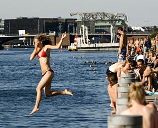 Det er billigst å komme seg til København
