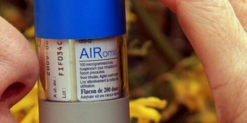 Dette hjelper mot astma