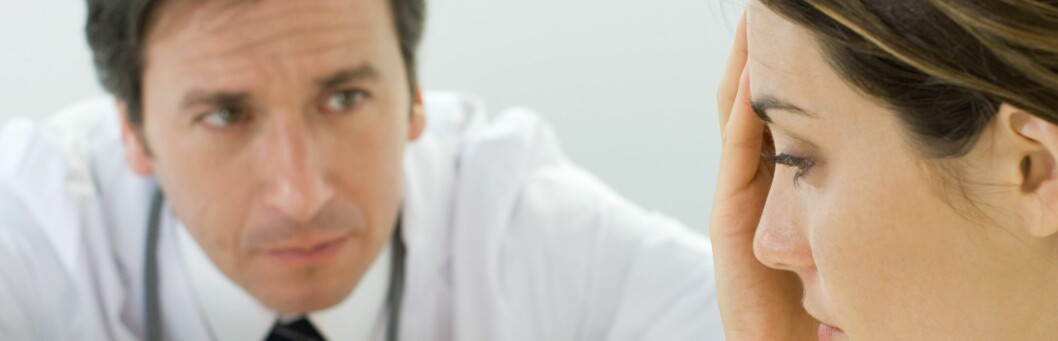 <strong>FELLES JOURNAL:</strong> En trussel for personvernet eller bedre pasientbehandling? Foto: Colourbox.com