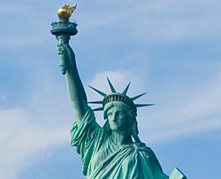 Frihetsstatuen åpner igjen