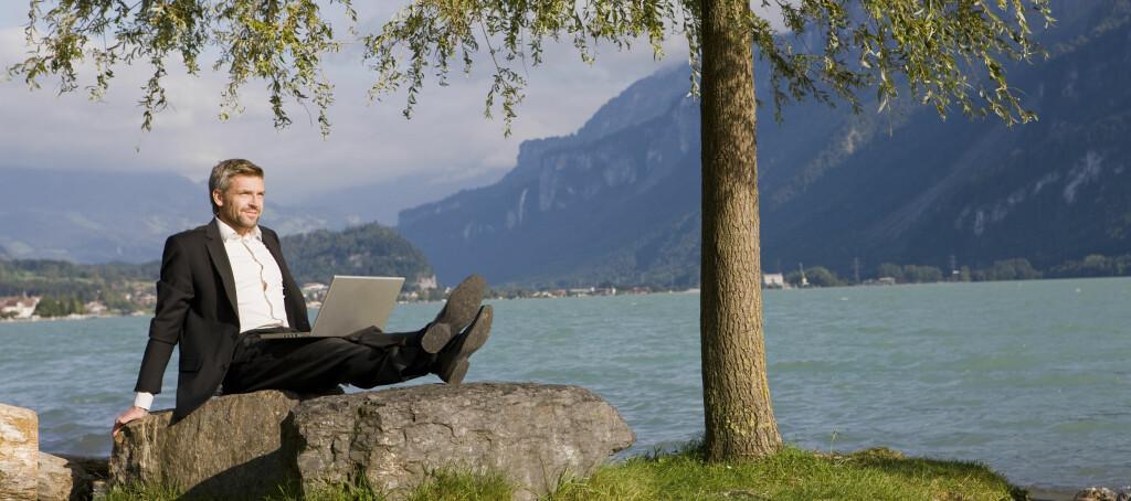 Strandlinje kan være topp, men det kan også koste deg mye i skatt dersom du har adresse i en av disse kommunene. Foto: Colourbox.com
