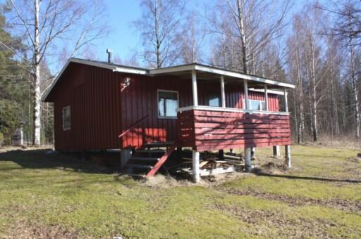 Ånimskog - 70 meter fra sjøen. Foto: Svensk Fastighetsförmedling