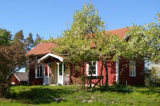 Dillö Flinkebo, midt på Dillö. Foto: Svensk Fastighetsförmedling