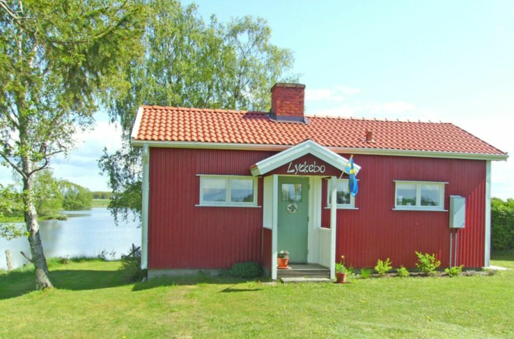 Den kan bli din for 349.625 kroner. Foto: Svensk Fastighetsförmedling