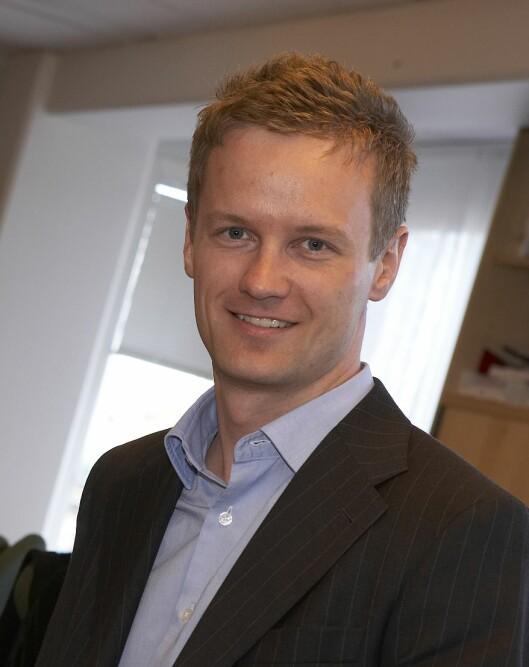 Bjørn Roger Wilhelmsen, makroøkonom i First Securities
