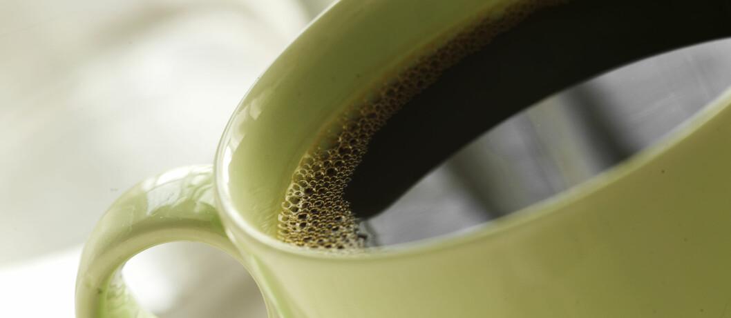 Kaffe, te og melk kan hemme opptaket av jern. Foto: colourbox.com