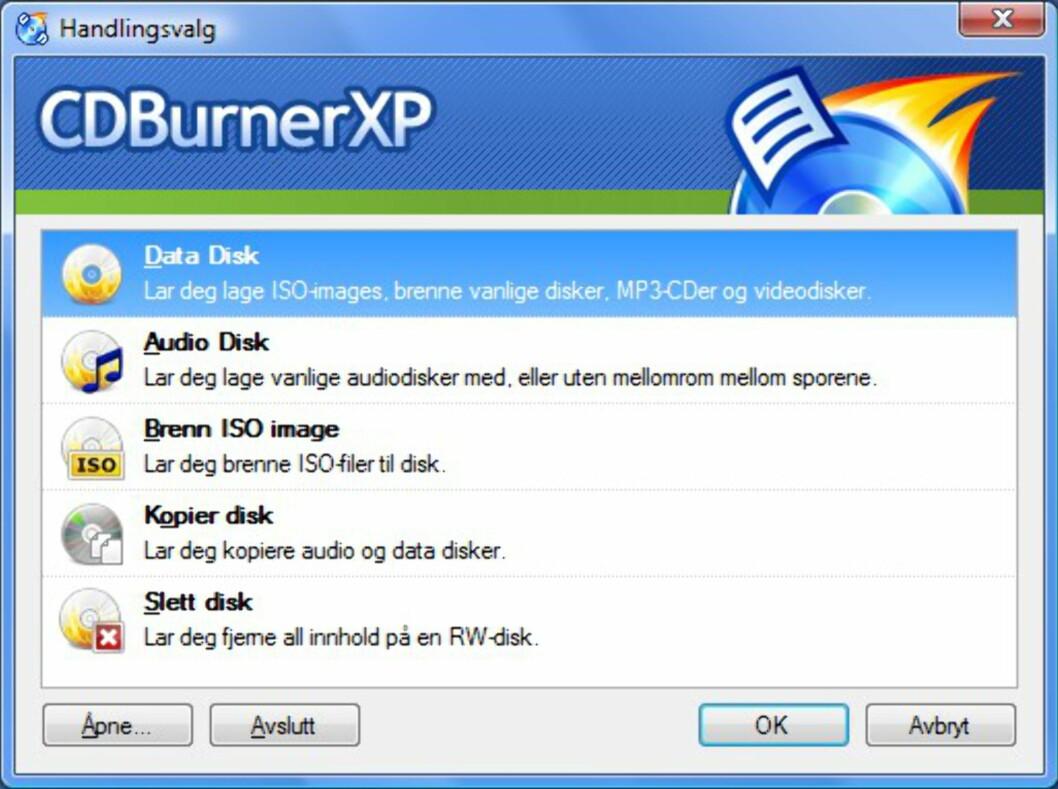 CDBurnerXP Pro 4.2