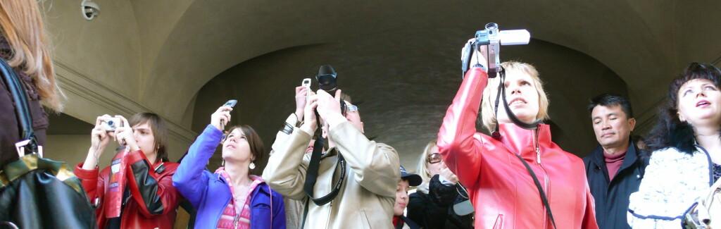 Turistene i Praha kan glede seg over å få mange stjerner for pengene sine. Foto: Colourbox.com