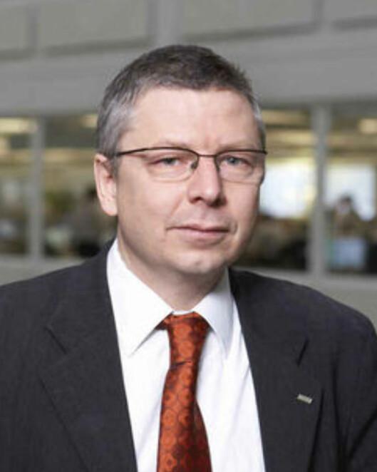 Erik Bruce, sjefsanalytiker i Nordea