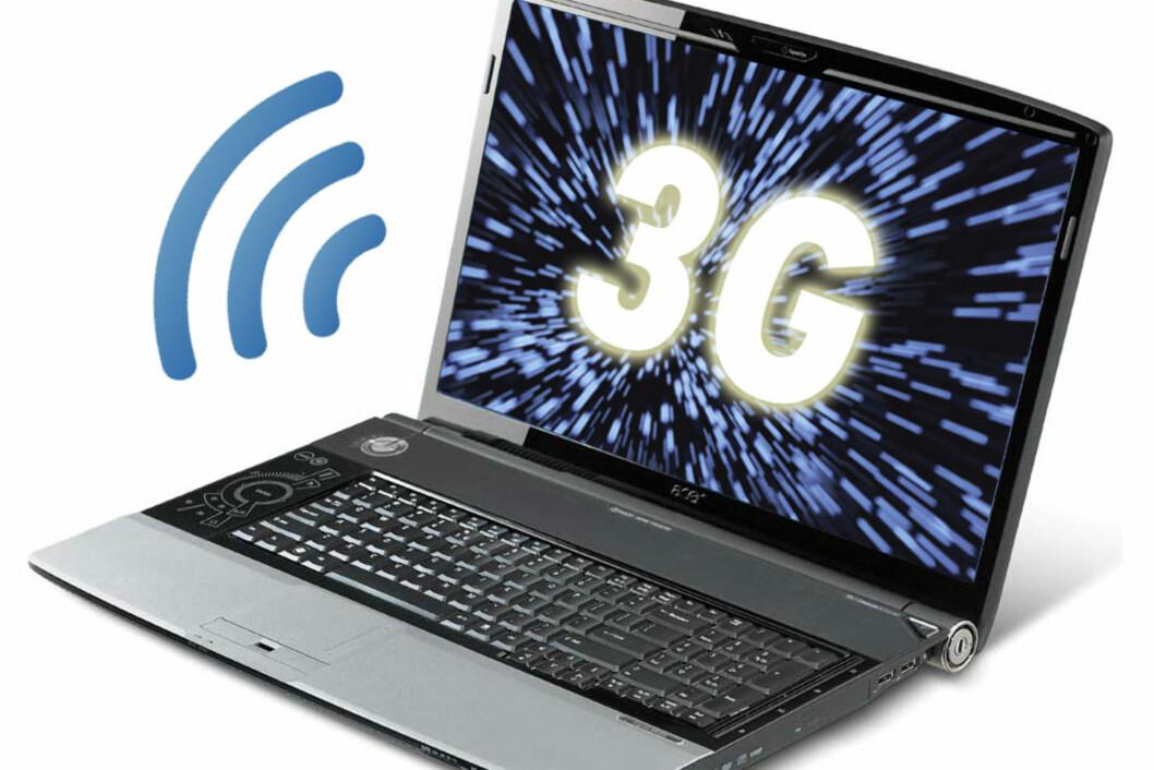 Mange PCer med integrert støtte for mobilt bredbånd er trege, avslører IDG i fersk test.