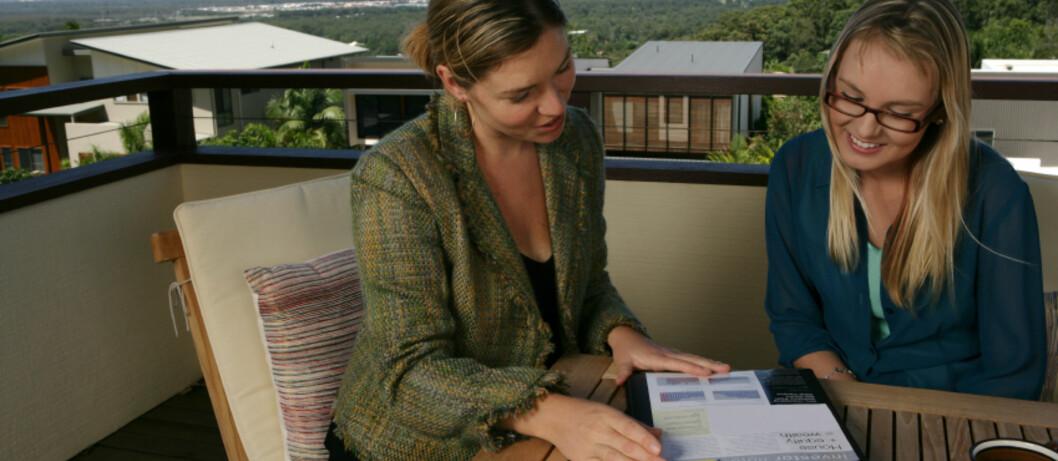 Det er gode tider for å forhandle om pris eller tilleggsytelser fra husverten. Foto: iStock