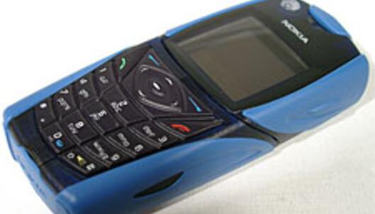 Selv litt eldre mobiltelefoner har som regel støtte for GPRS og EDGE.