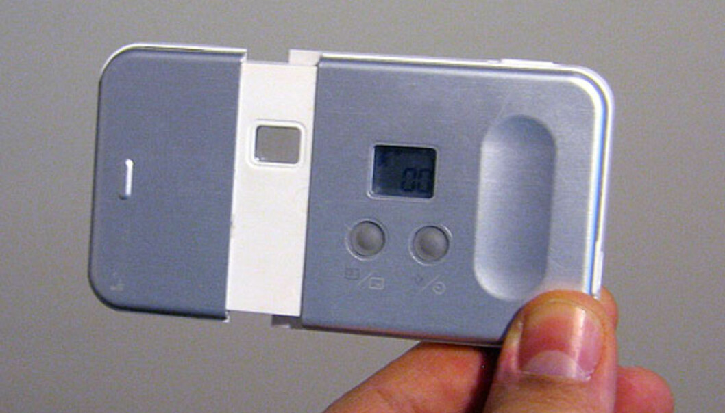Logitech Pocket Digital. Blant de aller billigste digitalkameraene sommeren 2002, med en prislapp på rundt 1500 kroner. Kvaliteten var ikke mye å skryte av, selv ikke den gang.