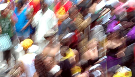 Du skal være forsiktig i store folkemasser under Karneval, og ellers. Bruk godt norsk bondevett.  Foto: Hans Kristian Krogh-Hanssen
