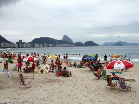 Rio de Janeiro var hovedstad frem til 1960, men er fortsatt Brasils mest populære storby. Foto: Stine Okkelmo