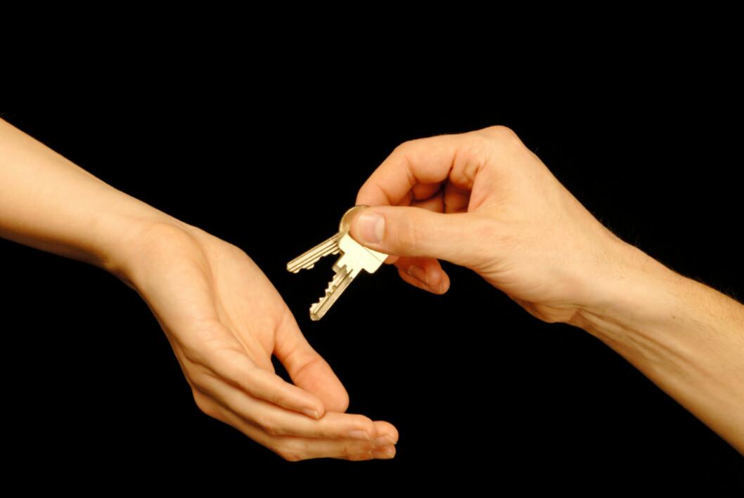 Det skal mye til for at utleier skal ha saklig grunn til å nekte deg å fremleie en bolig.  Foto: iStockphoto.com