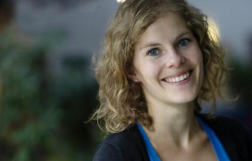 Merete Tollefsen, juridisk rådgiver i Forbrukerombudet, har sett på Tele2-kampanjen før.  Foto: Forbrukerombudet