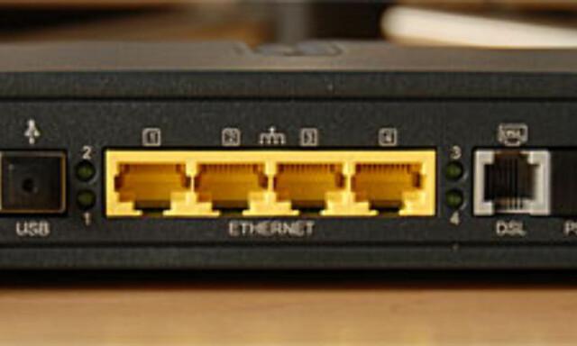 Trådløs ruter: Tvangsruter fra Telenor - DinSide