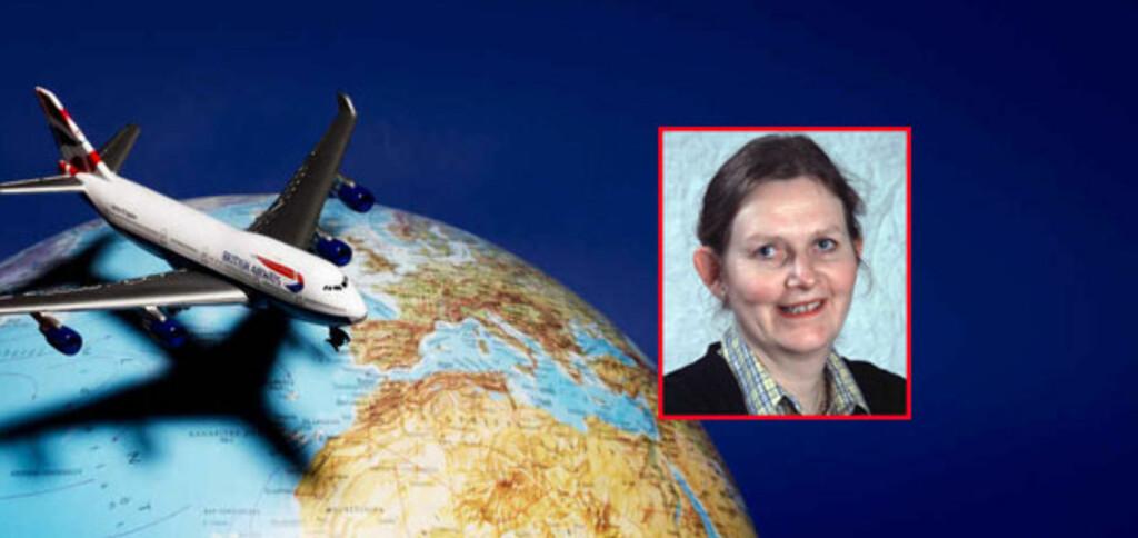 Flyanalytikernes prognoser bekreftes av norsk økonomiprofessor. Foto: Colourbox.com/NHH
