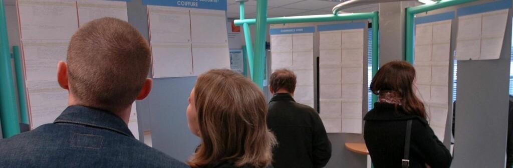 Vi må regne med en mye høyere arbeidsledighet i tiden som kommer, tror Nav. Foto: colourbox.com
