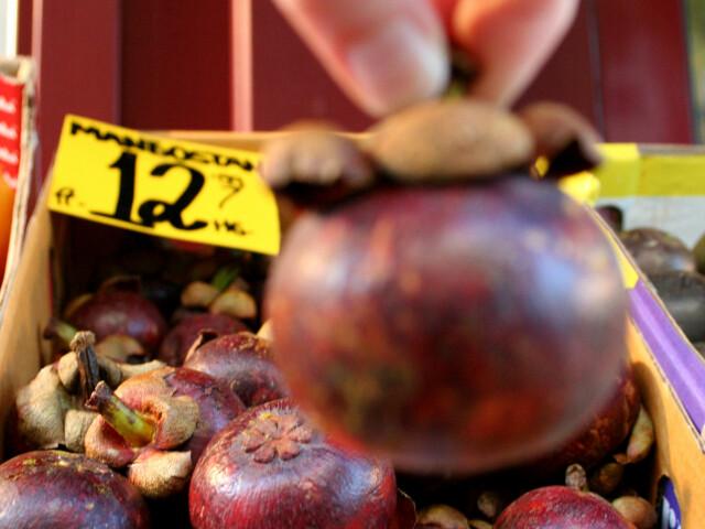 Verdens mest spiste frukt